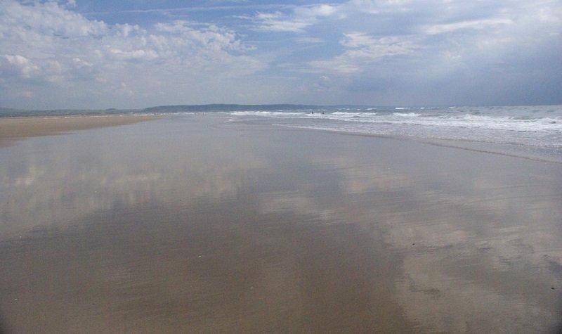 belles plages pays de galles