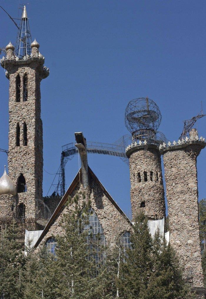 Bishop Castle colorado
