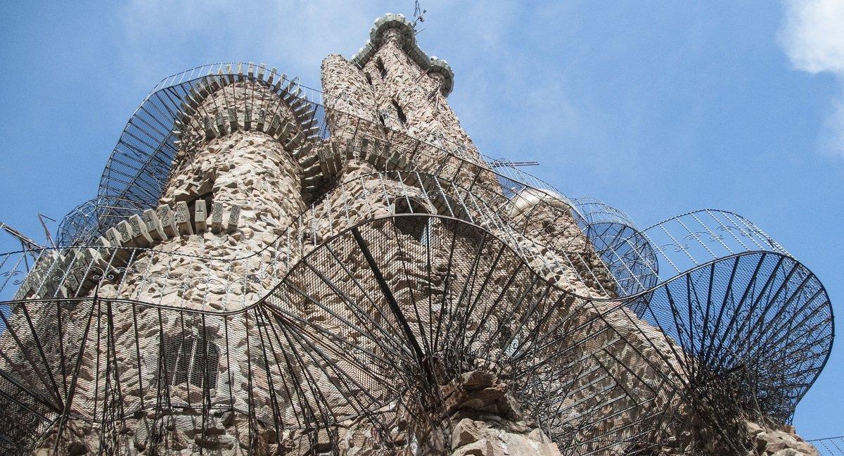 visiter Bishop Castle