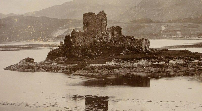 chateau eilean donan ruine