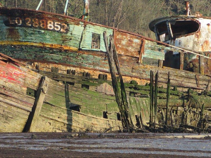 cimetière bateaux Kerhervy