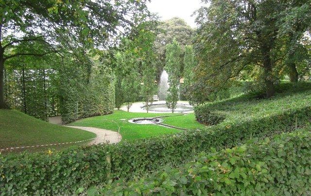 jardin alnwick