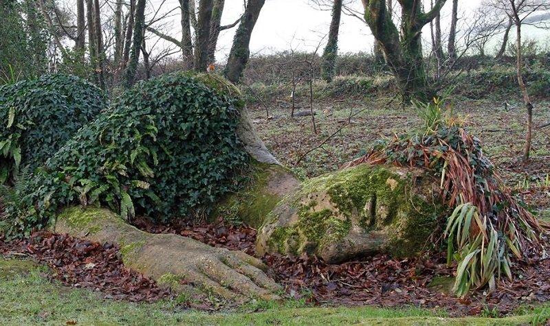 jardins perdus heligan