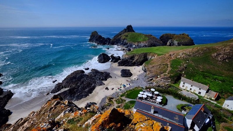 kynance cove cafe