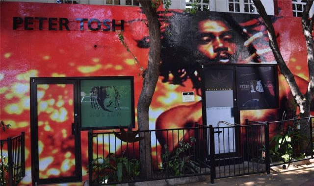 Musée Peter Tosh à Kingston