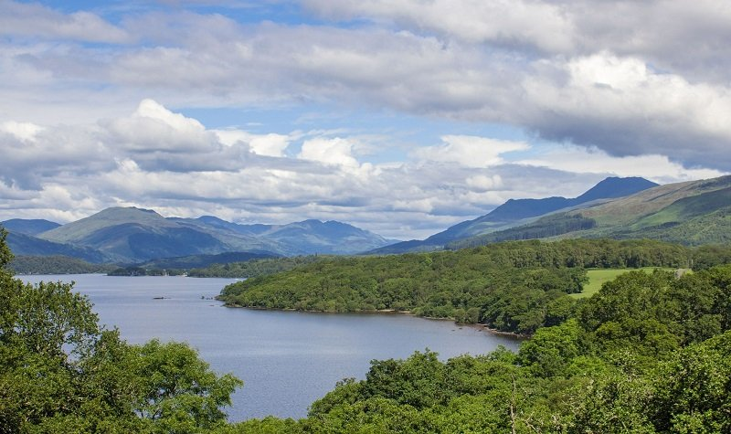 parc national du loch lomond et des trossachs