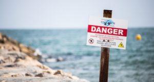 sécurité à la plage