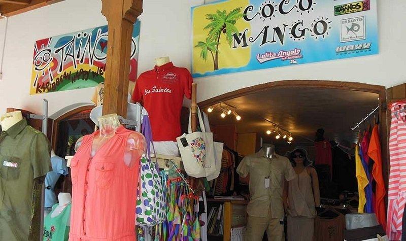 boutiques de souvenir en guadeloupe