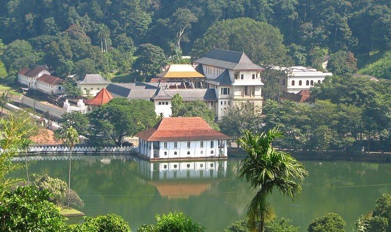 kandy temple de la dent