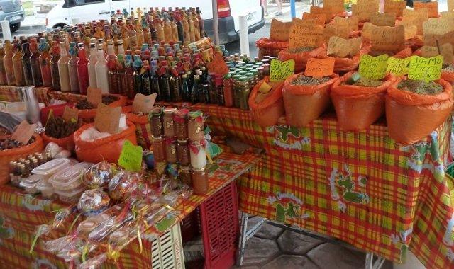 marché sainte anne