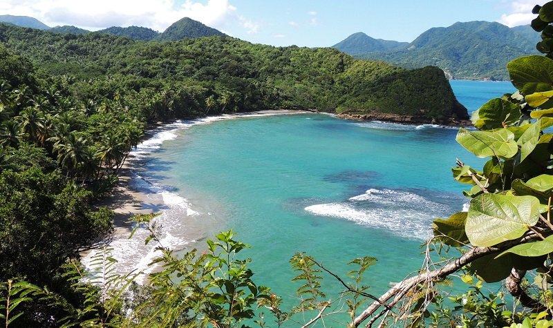 plus belles plages dominique