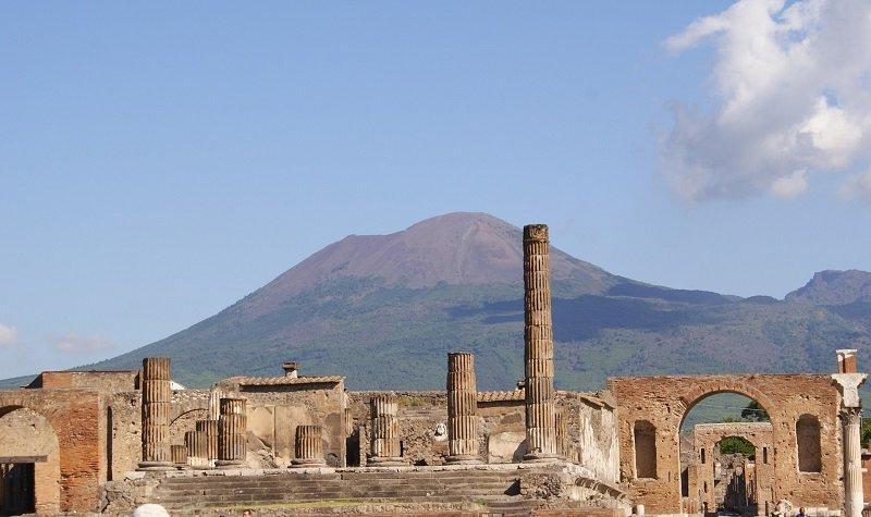ville de pompei