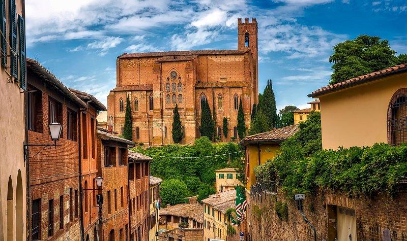 villes italie à visiter