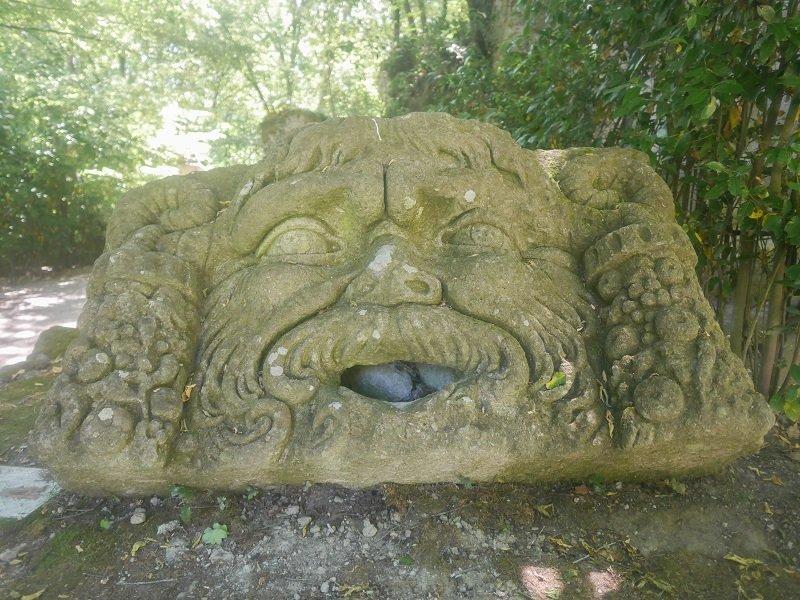 parc des monstres italie