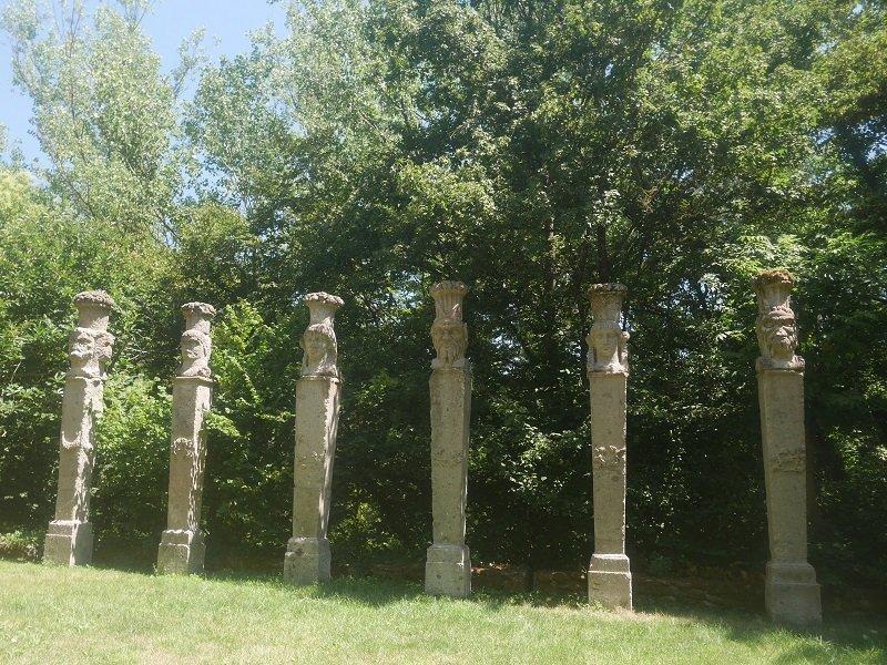 les jardins de bomarzo