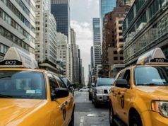 taxi etats unis