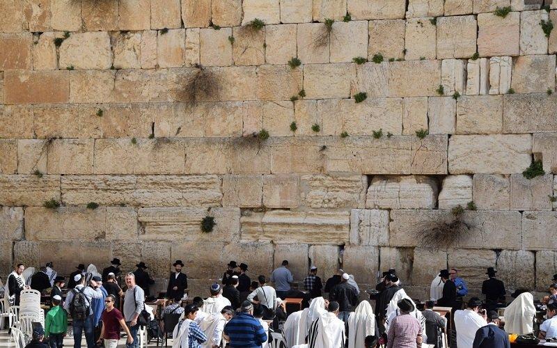 mur des lamentations jerusalem