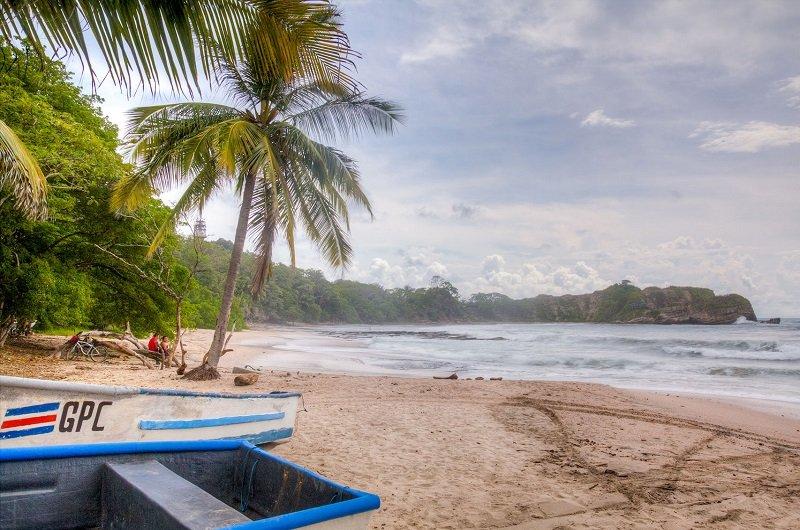 belles plages du costa rica