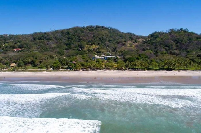 plus belle plage costa rica