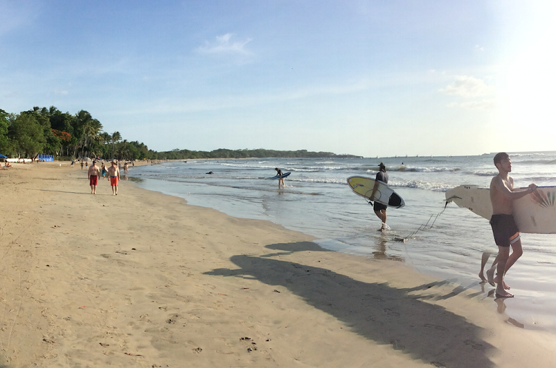 plus belle plage du costa rica