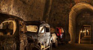tunnel borbonico à naples