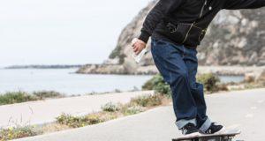 voyager en skate electrique
