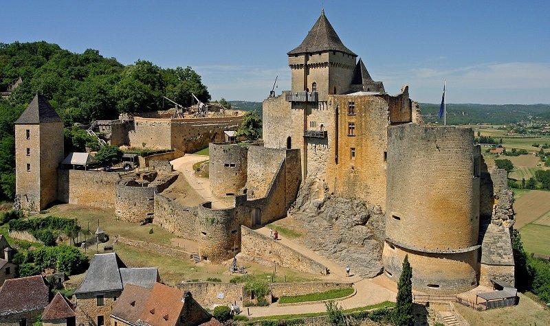 Châteaud de Castelnaud