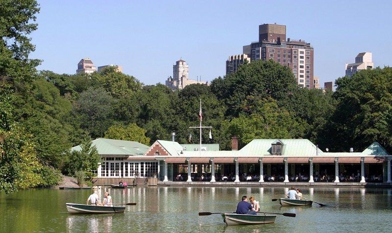 visite à central park