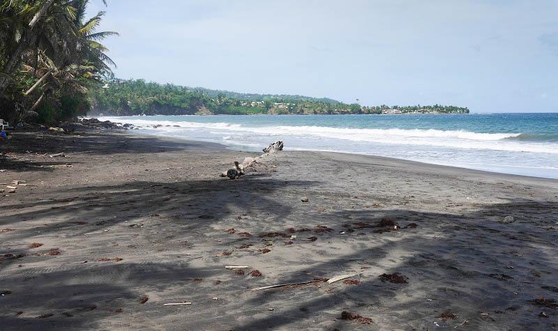 Plage de Grande Anse à Trois Rivières