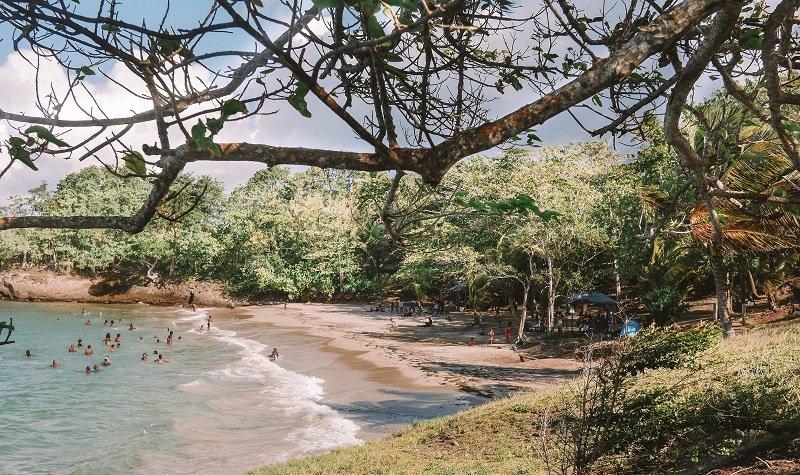 plage de mambia sainte rose