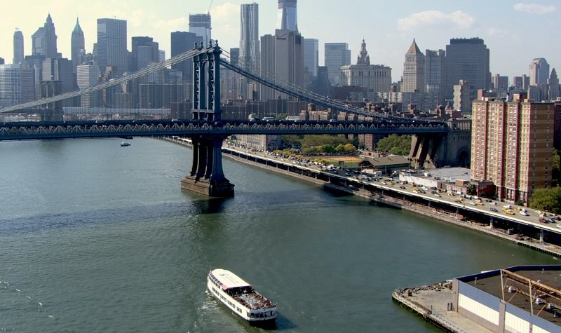 visiter new york en bateau