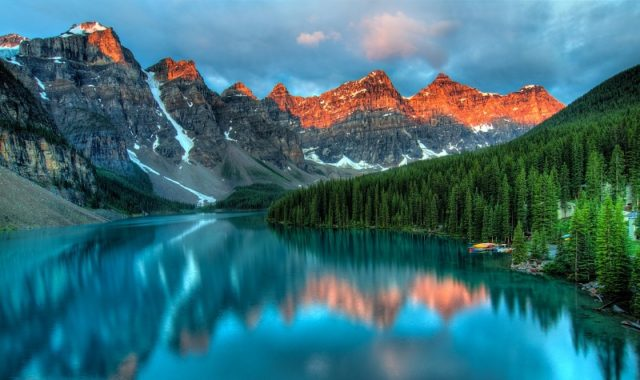 voyager au canada