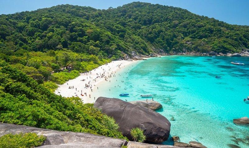 plus belle plage de thailande