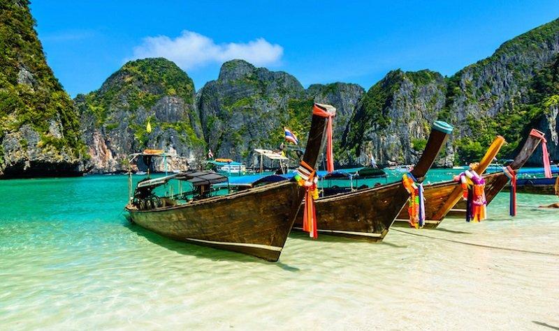 meilleures plages de thailande