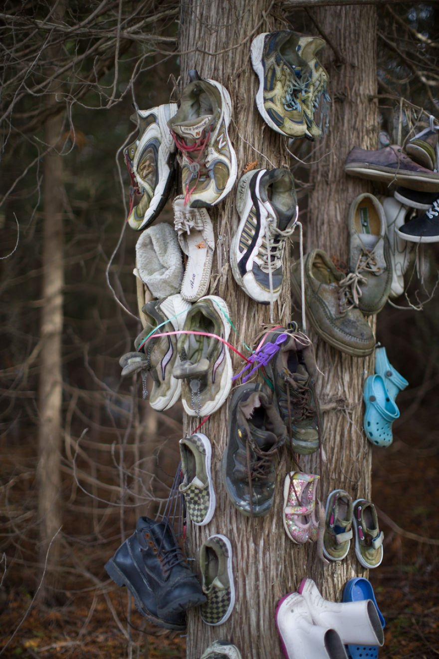 foret de chaussures canada
