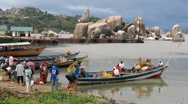 lac victoria tanzanie