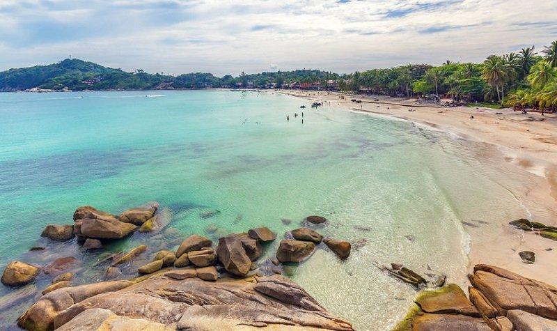 belles plages thailande