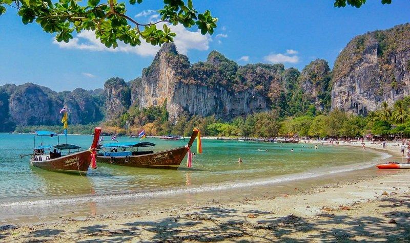 raisons de visiter la thailande
