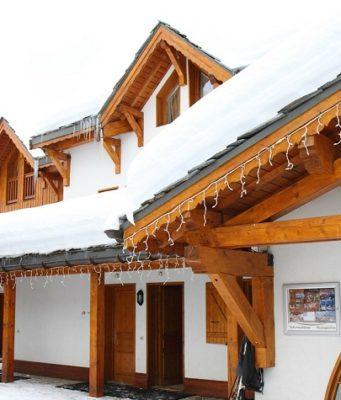 trouver votre location de vacances au ski
