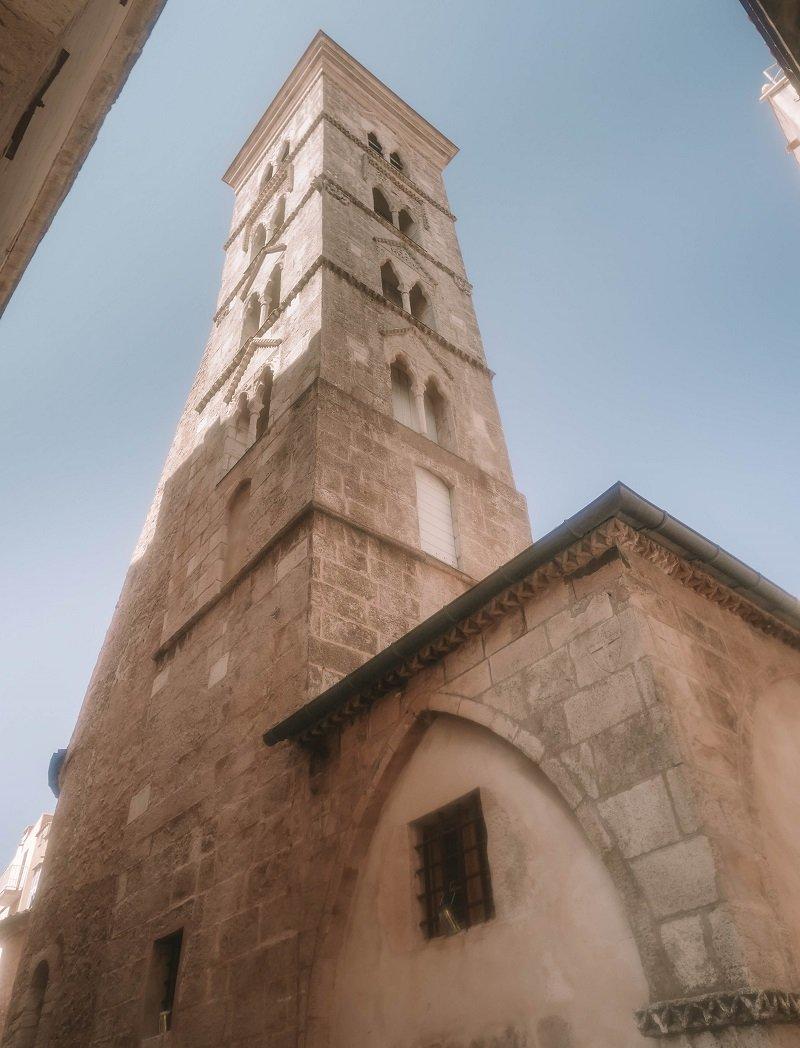 Église Sainte-Marie-Majeure bonifacio