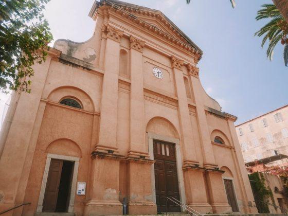 église immaculé conception ile rousse