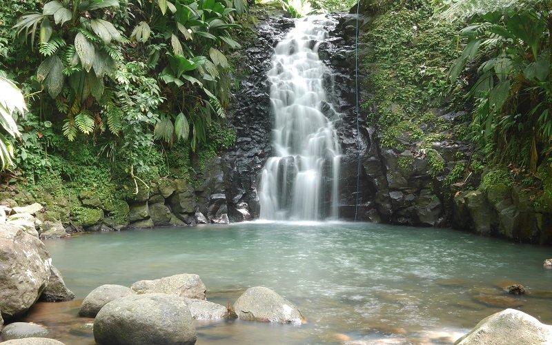 plus belles chutes d'eau de guadeloupe