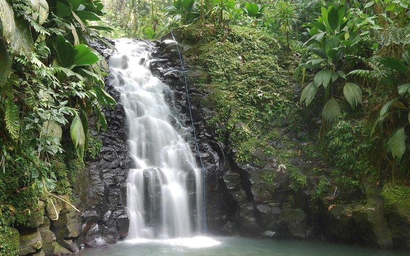 plus belle chute d'eau de guadeloupe