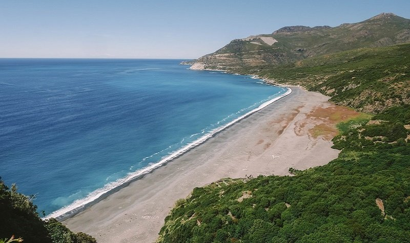 plus belles plages de haute corse