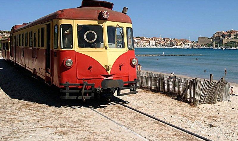 train ile rousse calvi