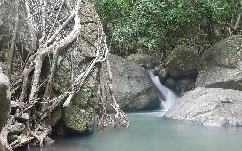 plus belle cascade de guadeloupe