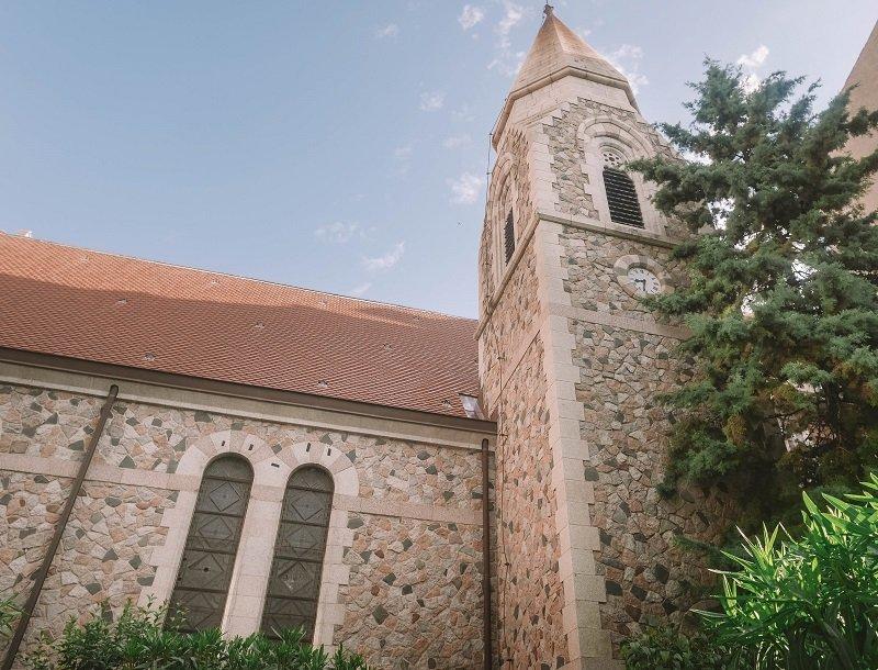 eglise anglicane ajaccio