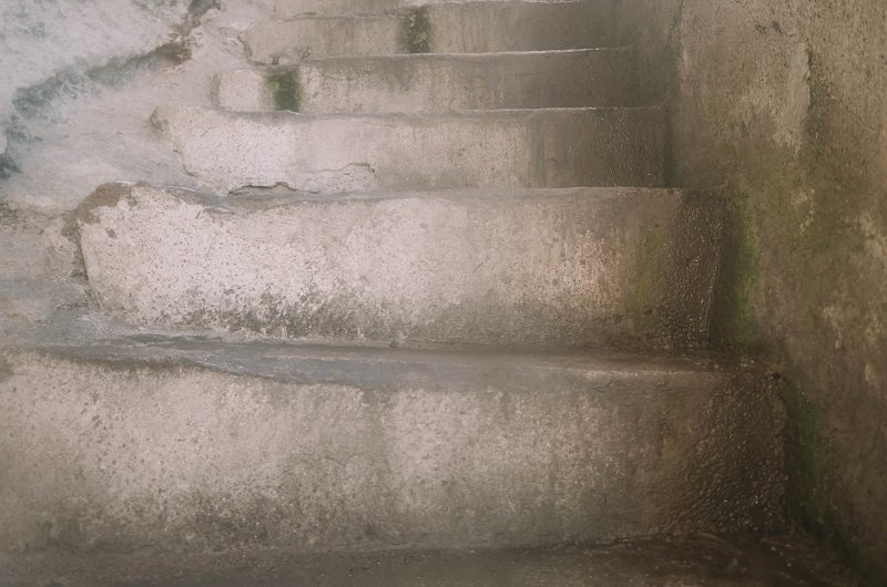 marches escalier du roy d'aragon