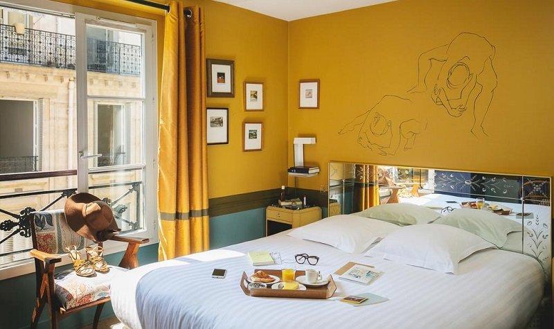meilleur hotel paris