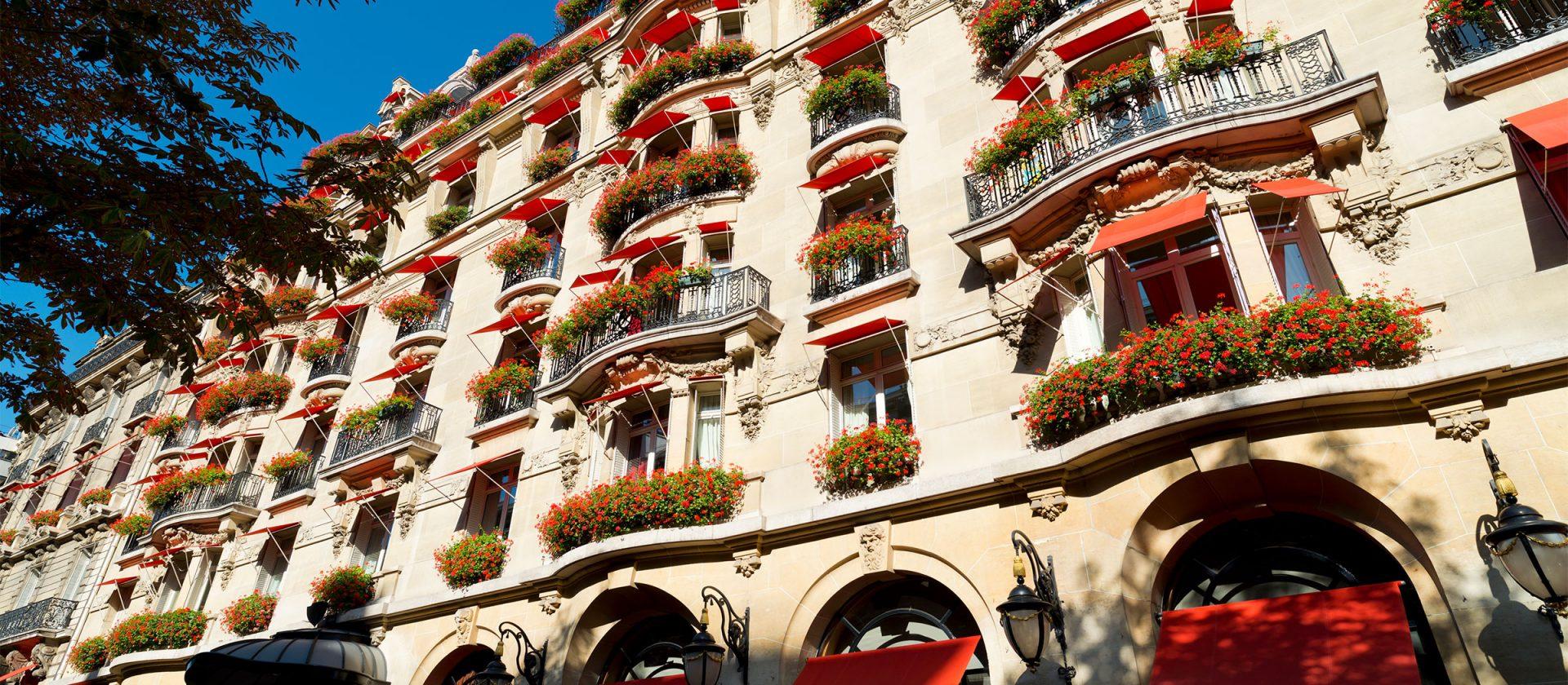 meilleurs hotels dans paris
